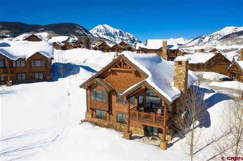 Photo of 26 Appaloosa Road, Mt. Crested Butte, CO 81225 (MLS # 766784)