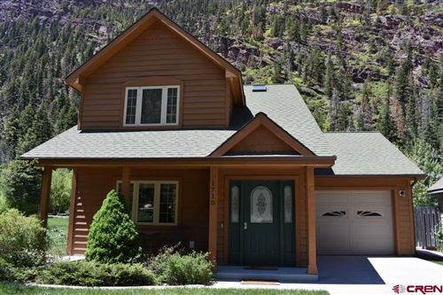 Photo of 1710 Oak, Ouray, CO 81427 (MLS # 769791)