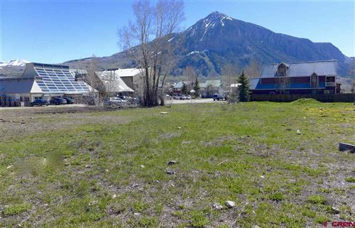 Photo of 6th Street, Crested Butte, CO 81224 (MLS # 777798)