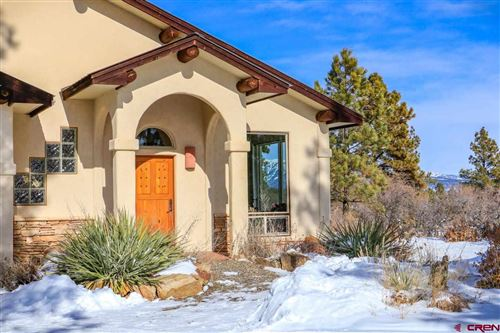 Photo of 63 Bennett Court, Pagosa Springs, CO 81147 (MLS # 763801)