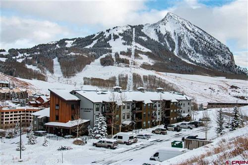 Photo of 20 Marcellina Lane, Mt. Crested Butte, CO 81225 (MLS # 766806)