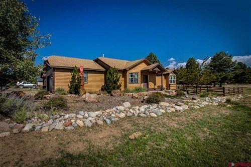 Photo of 129 Woodsman Drive, Pagosa Springs, CO 81147 (MLS # 774810)