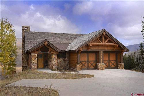 Photo of 41 Wildhorse Trail, Mt. Crested Butte, CO 81225 (MLS # 763821)