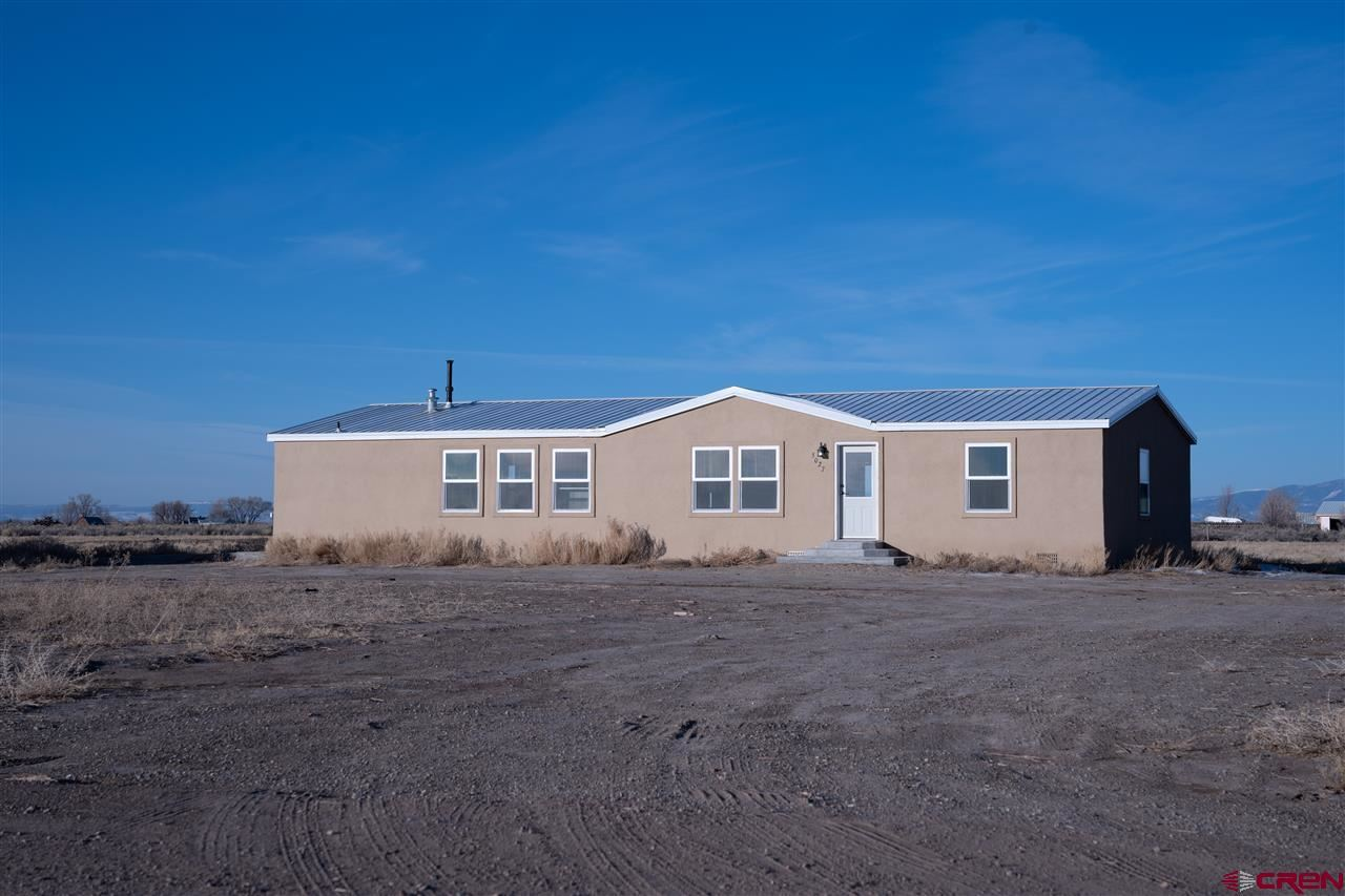 Photo of 5027 S County Road 112.6, Alamosa, CO 81101 (MLS # 766823)