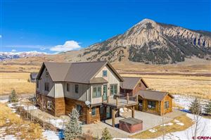 Photo of 926 Belleview Avenue, Crested Butte, CO 81224 (MLS # 763826)