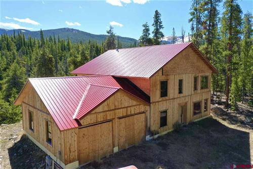 Photo of 380 Wolf Canyon Drive, Almont, CO 81210 (MLS # 734828)