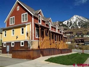 Photo of 108 Pitchfork Drive, Mt. Crested Butte, CO 81225 (MLS # 761828)
