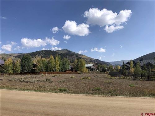 Photo of 210 Kubler Street, Crested Butte, CO 81224 (MLS # 774829)
