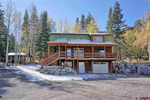 Photo of 25 Chipmunk Place, Ouray, CO 81427 (MLS # 761831)