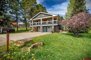 Photo of 80 Pines Club Place, Pagosa Springs, CO 81147 (MLS # 757832)