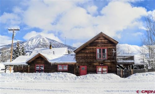 Photo of 302 Whiterock Avenue, Crested Butte, CO 81224 (MLS # 777838)