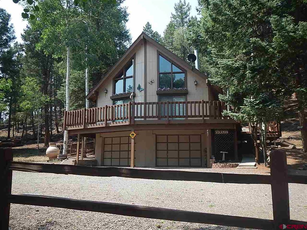 Photo of 0657 Aspen Drive, South Fork, CO 81154 (MLS # 748838)