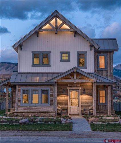 Photo of 825 Elk Avenue, Crested Butte, CO 81224 (MLS # 761846)