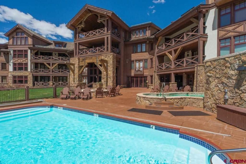 Photo for 14 Hunter Hill Road, Mt. Crested Butte, CO 81225 (MLS # 781856)