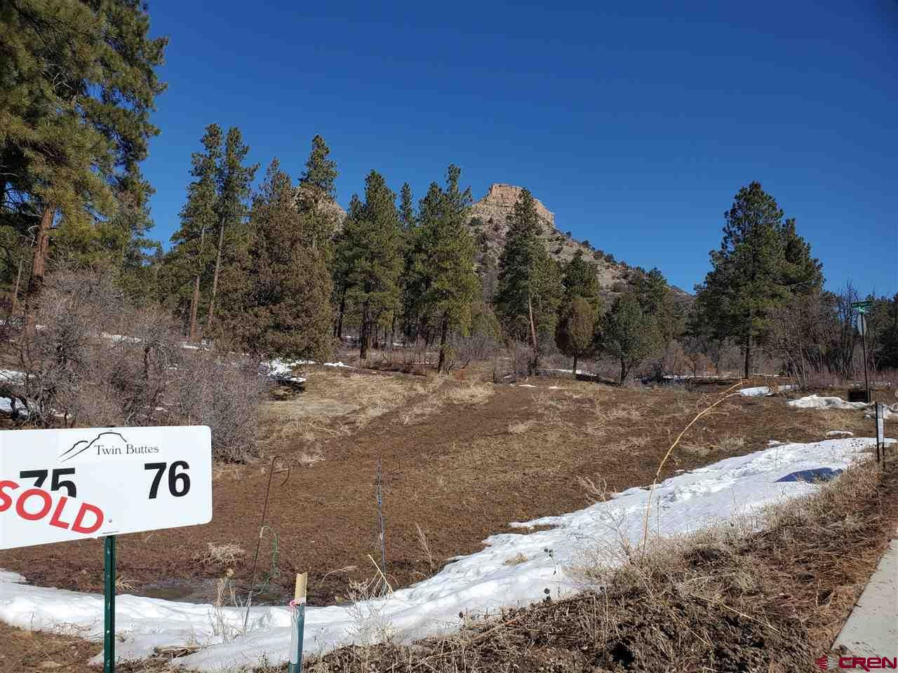 Photo of (Lot 76) 23 Bell Flower Court, Durango, CO 81301 (MLS # 751858)