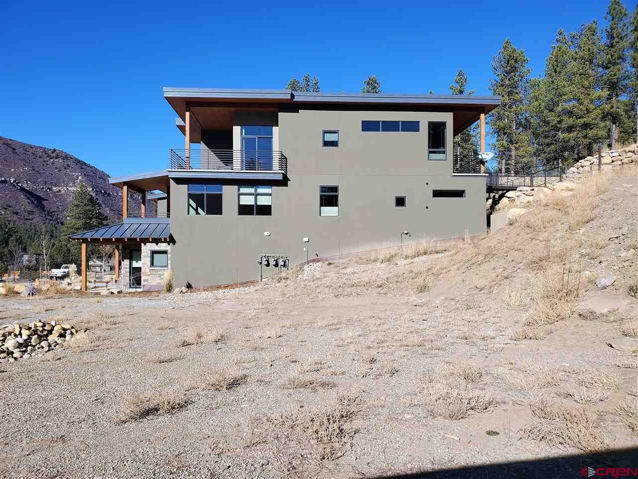 Photo of TBD Twin Buttes Avenue, Durango, CO 81301 (MLS # 776864)