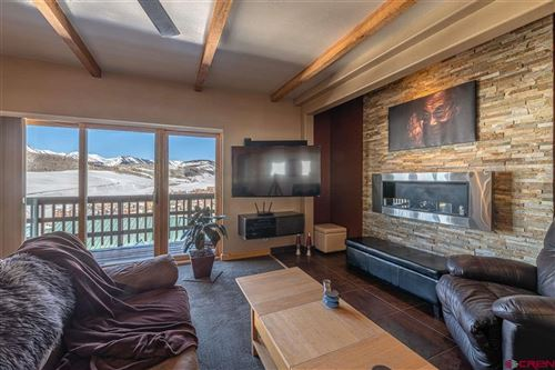 Photo of 32 Hunter Hill Road, Mt. Crested Butte, CO 81225 (MLS # 766868)