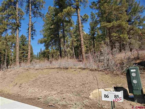Tiny photo for (Lot 86) 46 Bell Flower Court, Durango, CO 81301 (MLS # 751874)