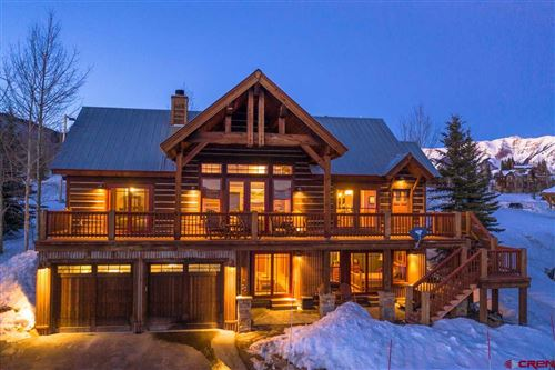 Photo of 33 Treasury Road, Mt. Crested Butte, CO 81225 (MLS # 777878)