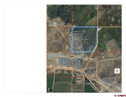 Photo of TBD HWY 90 Road, Montrose, CO 81403 (MLS # 776882)