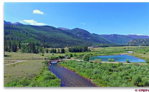 Photo of 5900 Hinsdale County Road 30, Lake City, CO 81235 (MLS # 767883)