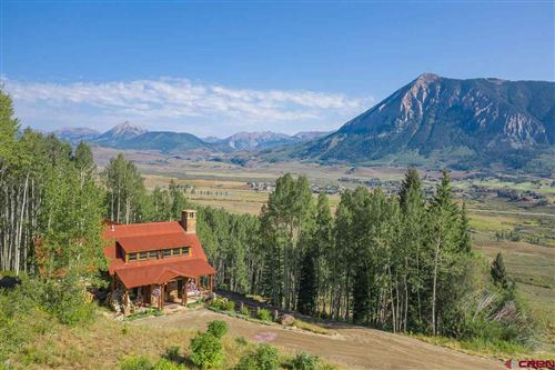 Photo of 93 Hidden Mine Lane, Crested Butte, CO 81224 (MLS # 773883)
