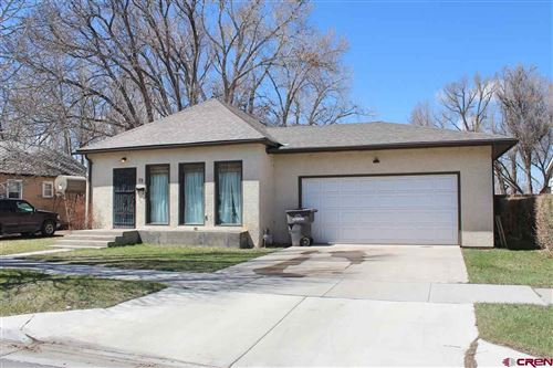 Photo of 33 Cascade Avenue, Alamosa, CO 81101 (MLS # 780883)