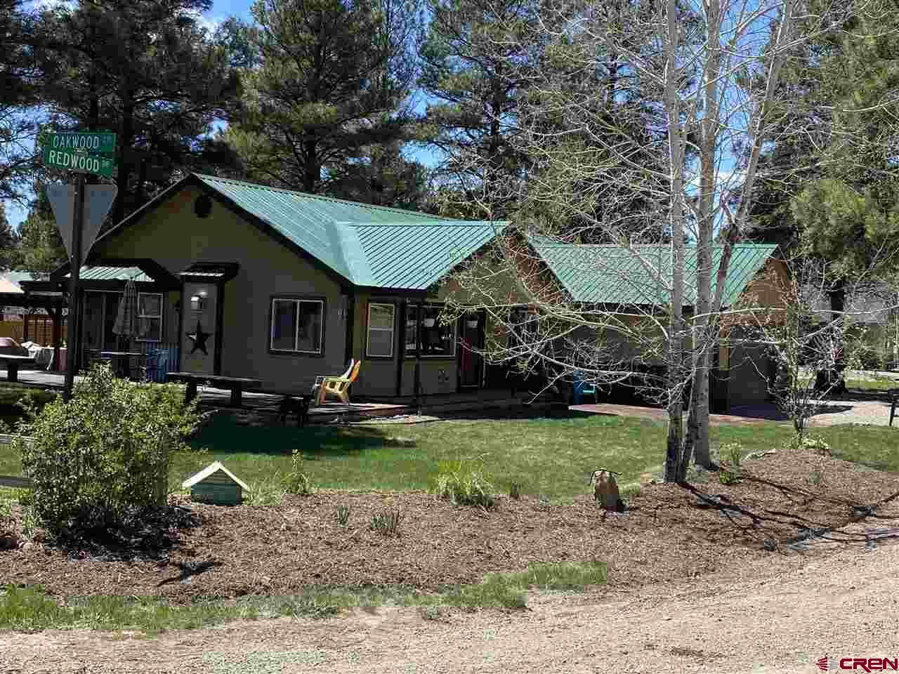 Photo for 30 Redwood Dr, Pagosa Springs, CO 81147 (MLS # 781886)
