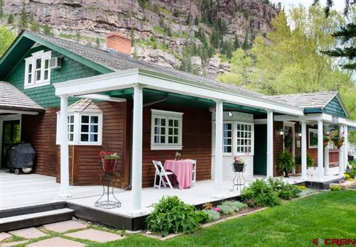 Photo of 101 6th Avenue, Ouray, CO 81427 (MLS # 772888)