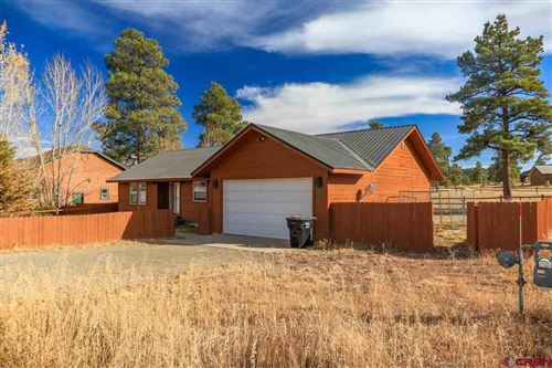 Photo of 222 Sam Houston Avenue, Pagosa Springs, CO 81147 (MLS # 764892)