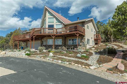 Photo of 3437 CR 228, Durango, CO 81301 (MLS # 780892)