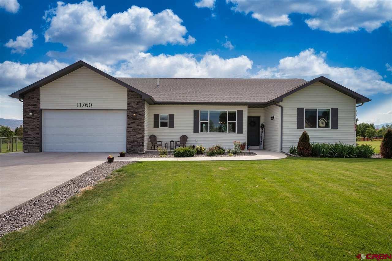 Photo of 11760 Joyful Way, Montrose, CO 81401 (MLS # 784895)
