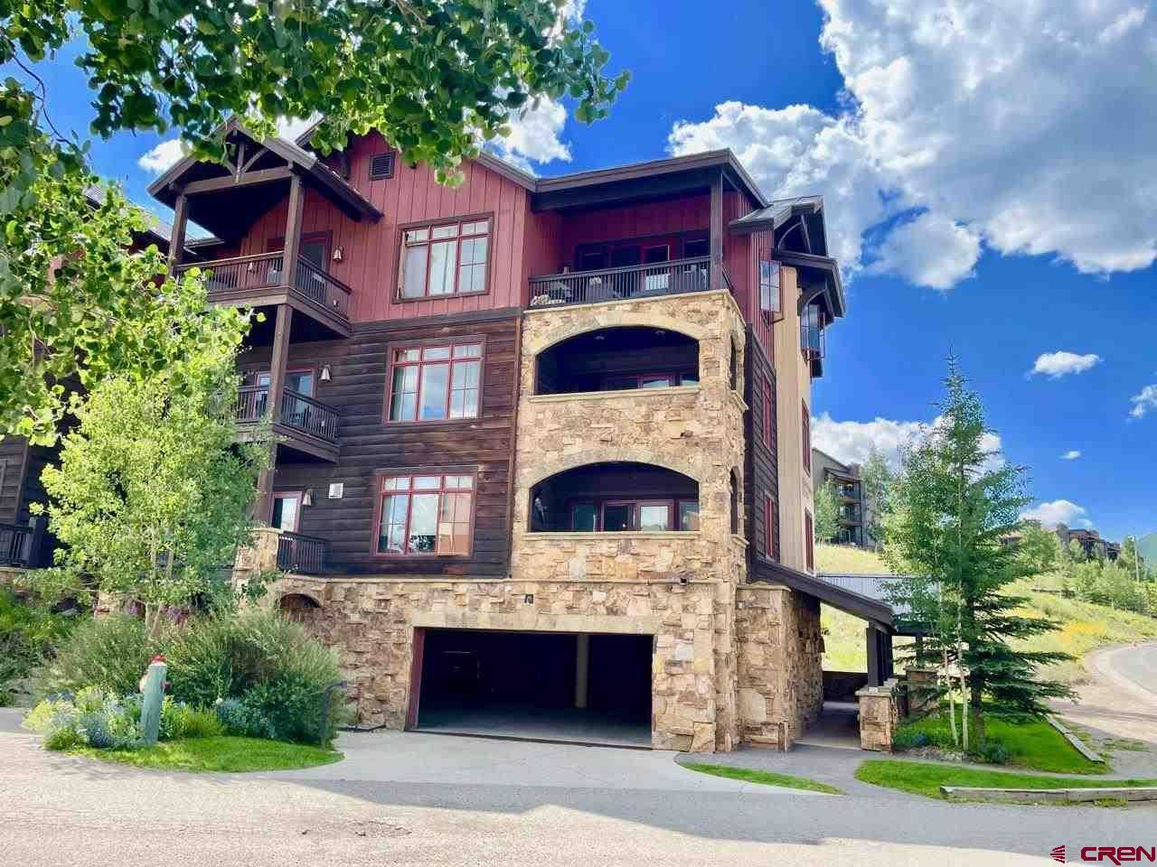 Photo of 621 Gothic Road, Mt. Crested Butte, CO 81225 (MLS # 784902)