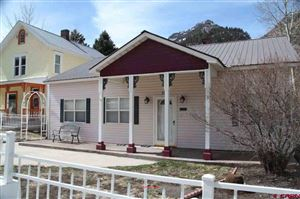 Photo for 520 2nd Street, Ouray, CO 81427 (MLS # 759904)