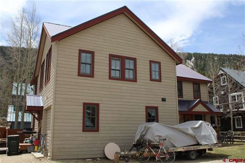 Photo of 22 Whiterock Avenue, Crested Butte, CO 81224 (MLS # 781905)