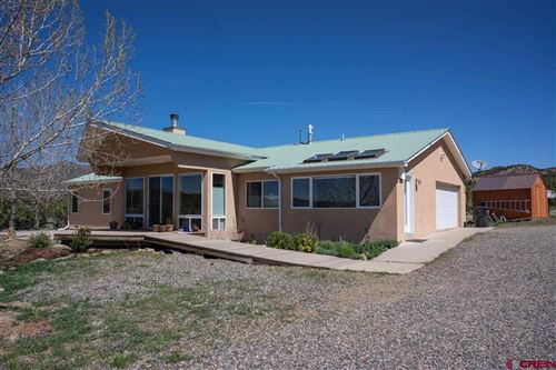 Photo of 38975 CR 500, Pagosa Springs, CO 81147 (MLS # 764907)