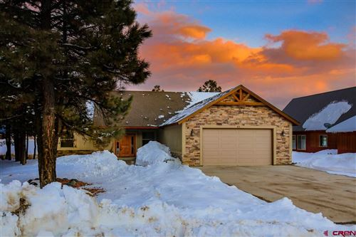 Photo of 43 Edgewater Drive, Pagosa Springs, CO 81147 (MLS # 778908)