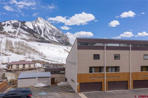 Photo of 40 Marcellina Lane, Mt. Crested Butte, CO 81225 (MLS # 768912)
