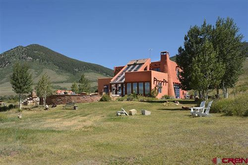 Photo of 55 Round Mountain Road, Almont, CO 81210 (MLS # 768917)