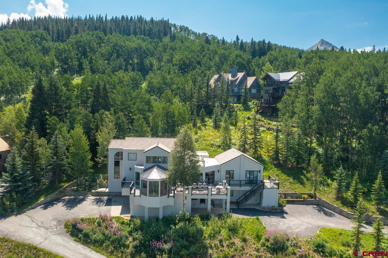 Photo of 12 Timberland, Mt. Crested Butte, CO 81225 (MLS # 784920)