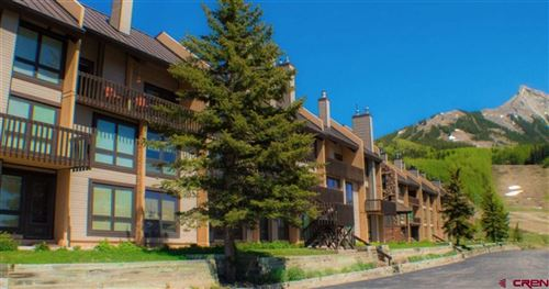 Photo of 51 Whetstone Road, Mt. Crested Butte, CO 81225 (MLS # 780922)