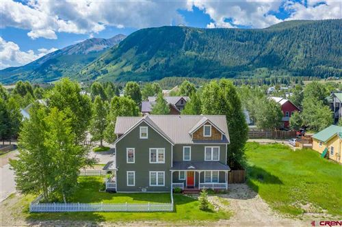 Photo of 1 Seventh Street, Crested Butte, CO 81224 (MLS # 761927)