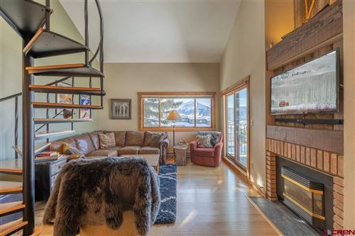 Photo of 21 Crested Mountain Lane, Mt. Crested Butte, CO 81224 (MLS # 765932)