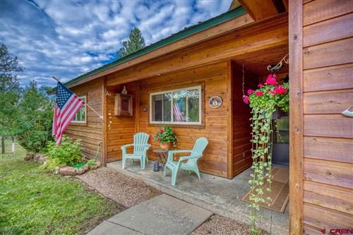 Photo of 30 N Driver Court, Pagosa Springs, CO 81147 (MLS # 784933)