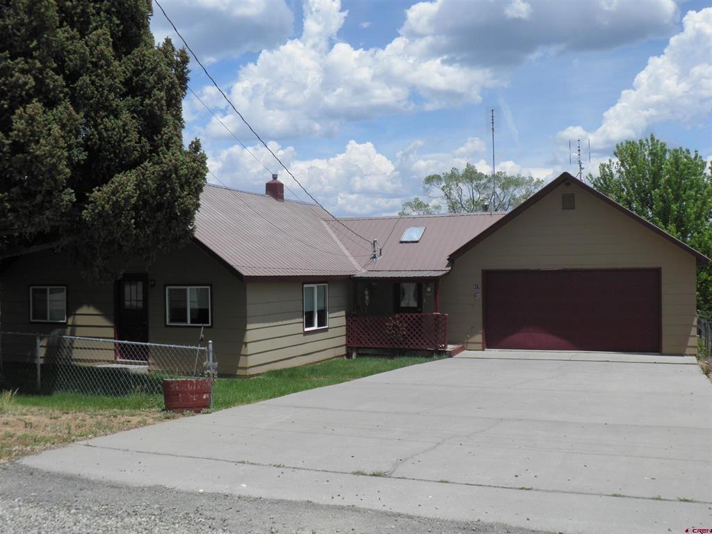 Photo for 617 N Colorado Avenue, Dove Creek, CO 81324 (MLS # 786944)