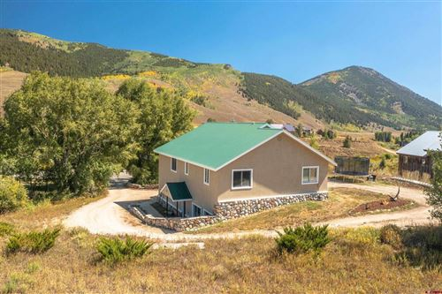 Photo of 121 Cement Creek Road, Crested Butte, CO 81224 (MLS # 782955)