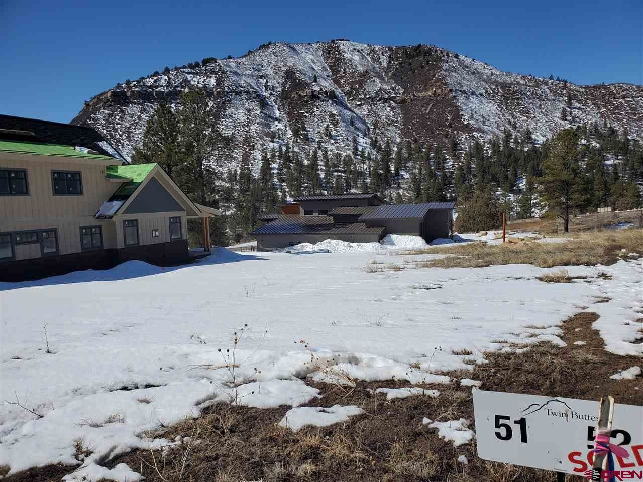 Photo for (Lot 51) 27 Wild Iris Avenue, Durango, CO 81301 (MLS # 750959)