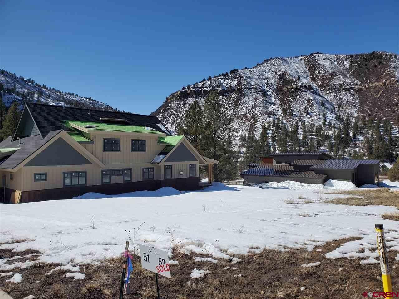 Photo of (Lot 51) 27 Wild Iris Avenue, Durango, CO 81301 (MLS # 750959)