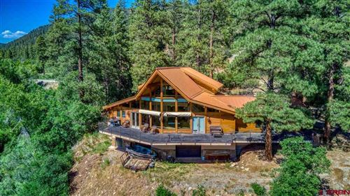 Photo of 468 County Road 166, Pagosa Springs, CO 81147 (MLS # 777960)