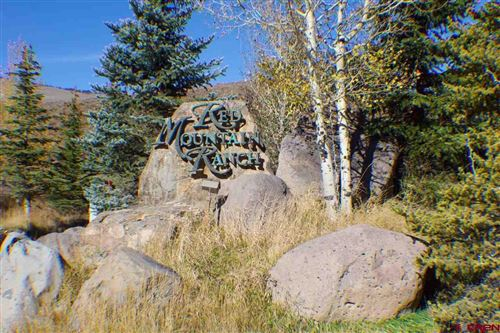 Photo of 1620 Red Mountain Ranch Road, Crested Butte, CO 81224 (MLS # 766961)
